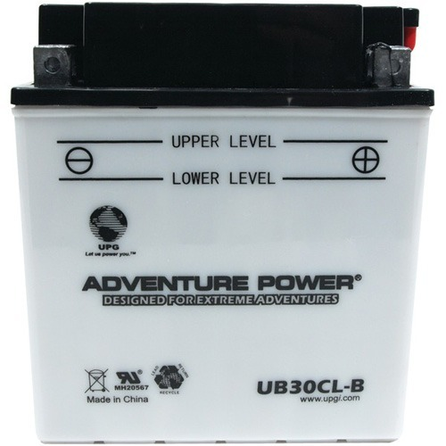 Motorcycle Battery - 12V 30 AH / UB30CLB