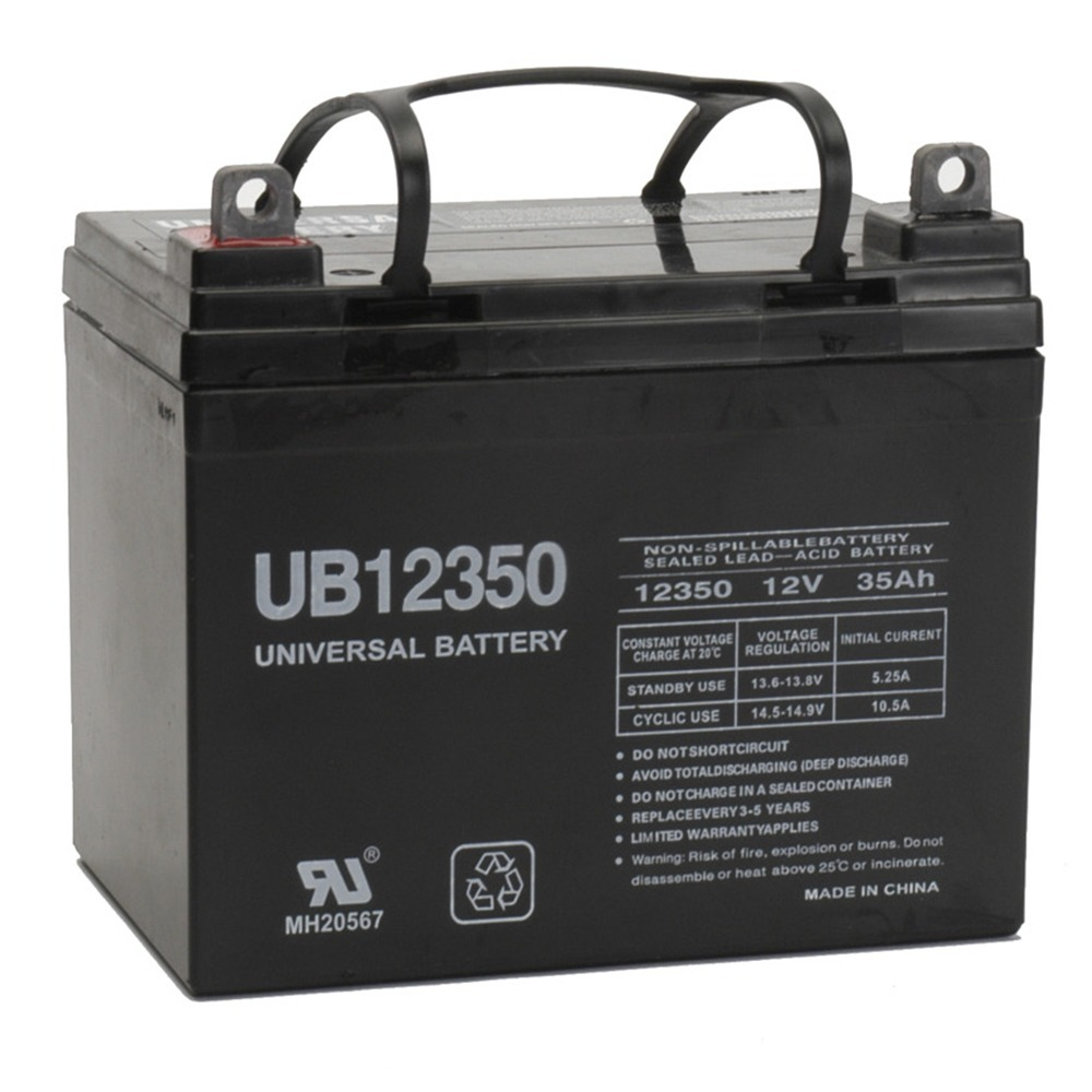 UB12350 Replacement Battery for Alpha Technology UPS125 - UPS BATTERY
