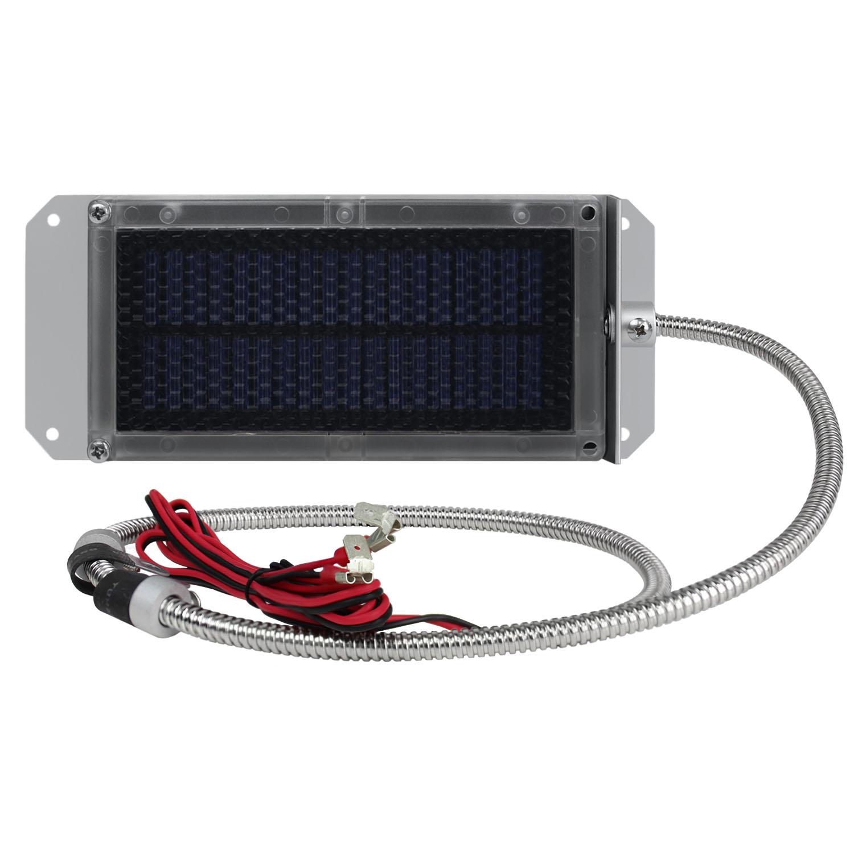 6-Volt Solar Panel Charger for 6V 12Ah Deer Game Feeder Battery