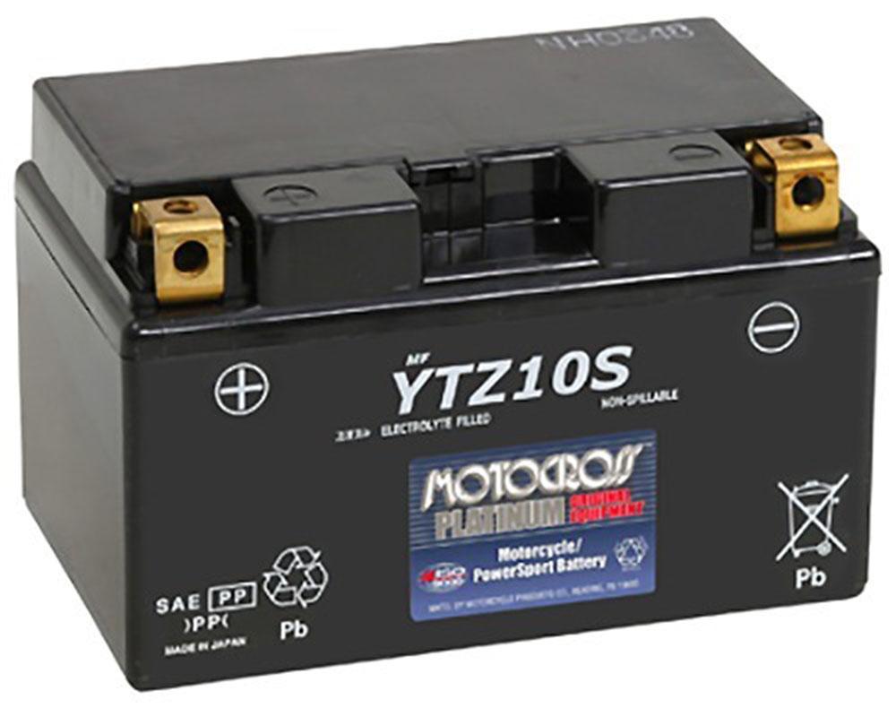 YTZ10S - Motocross Motorcycle Battery by YUASA