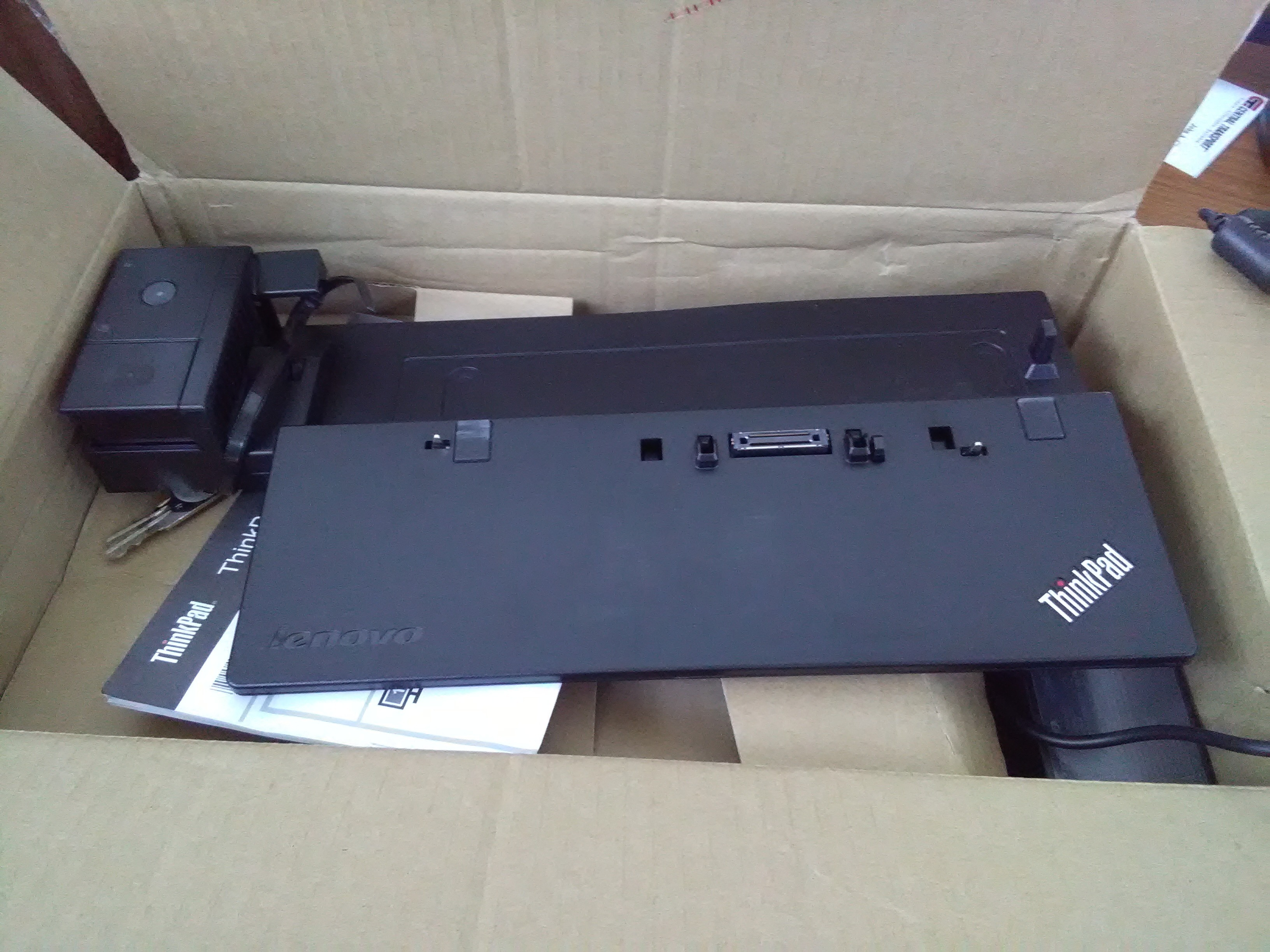 Lenovo ThinkPad Ultra Dock 90W - Open Box