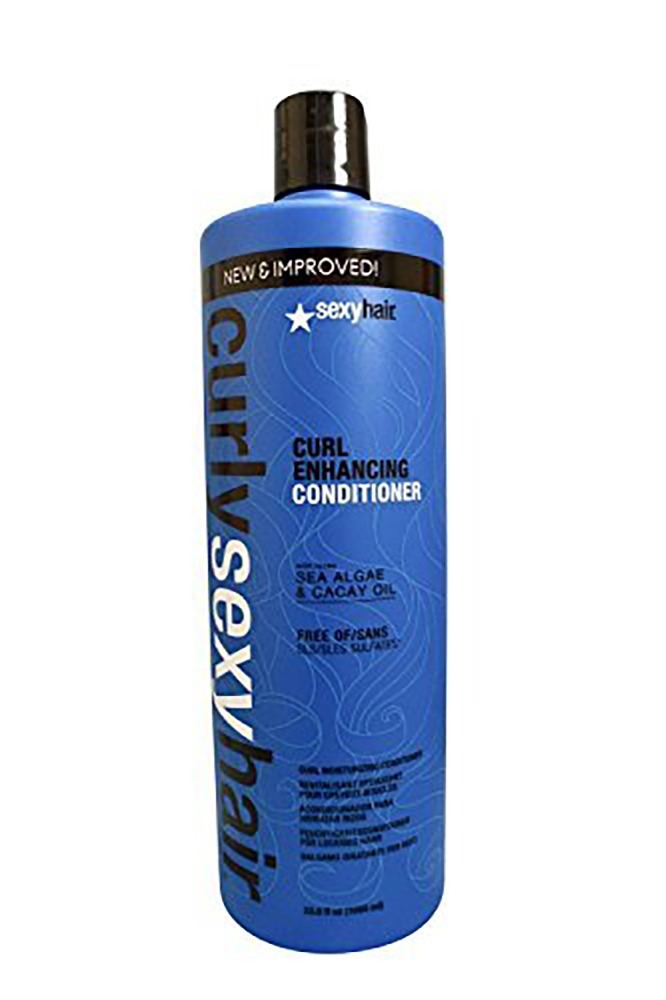 Sexy Hair Curly Enhancing Conditioner, 33.8 Fluid Ounce