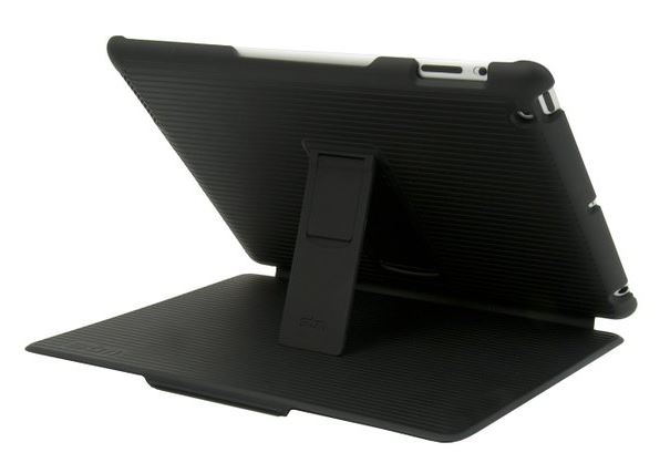 STM Bags Grip for iPad 3 - Black