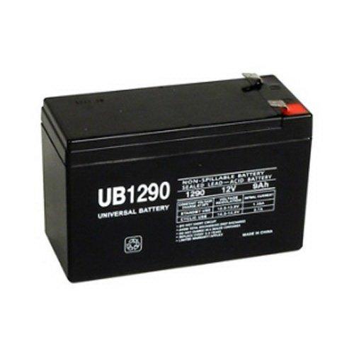 12V 9Ah SLA Sealed Lead Acid Battery Universal UB1290 F2
