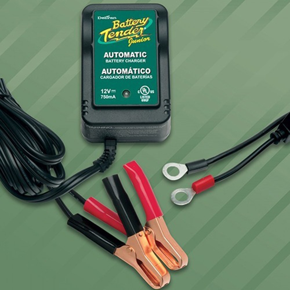 Junior 12 Volt Charger / Maintainer 021-0123