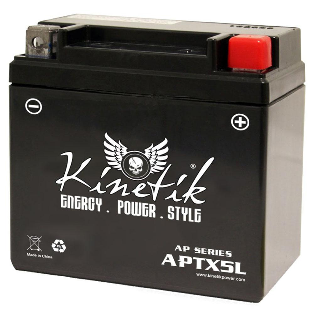 12V 4AH 80 CCA - Sealed Lead Acid Battery