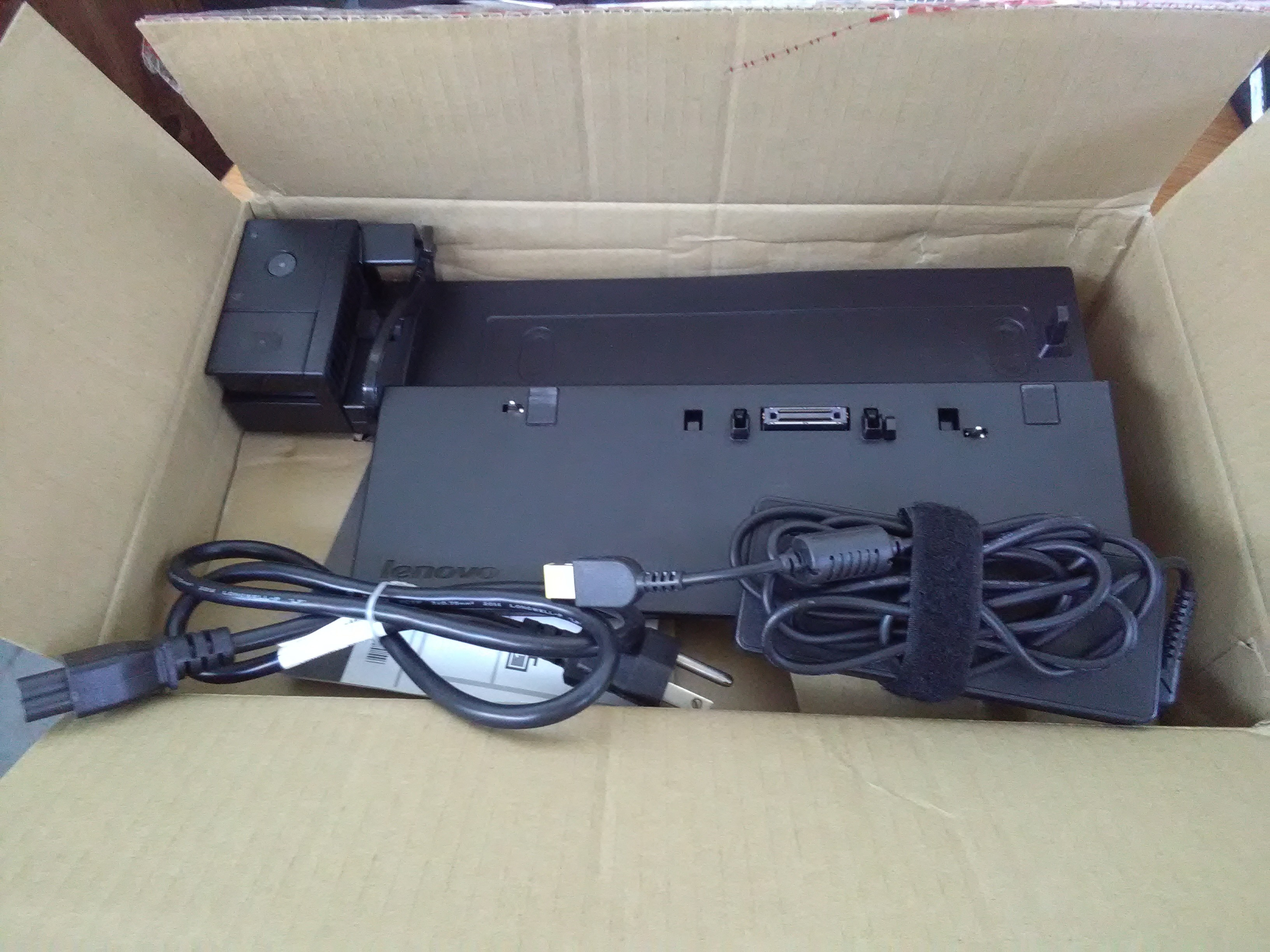 Lenovo ThinkPad Ultra Dock 90W - Open Box