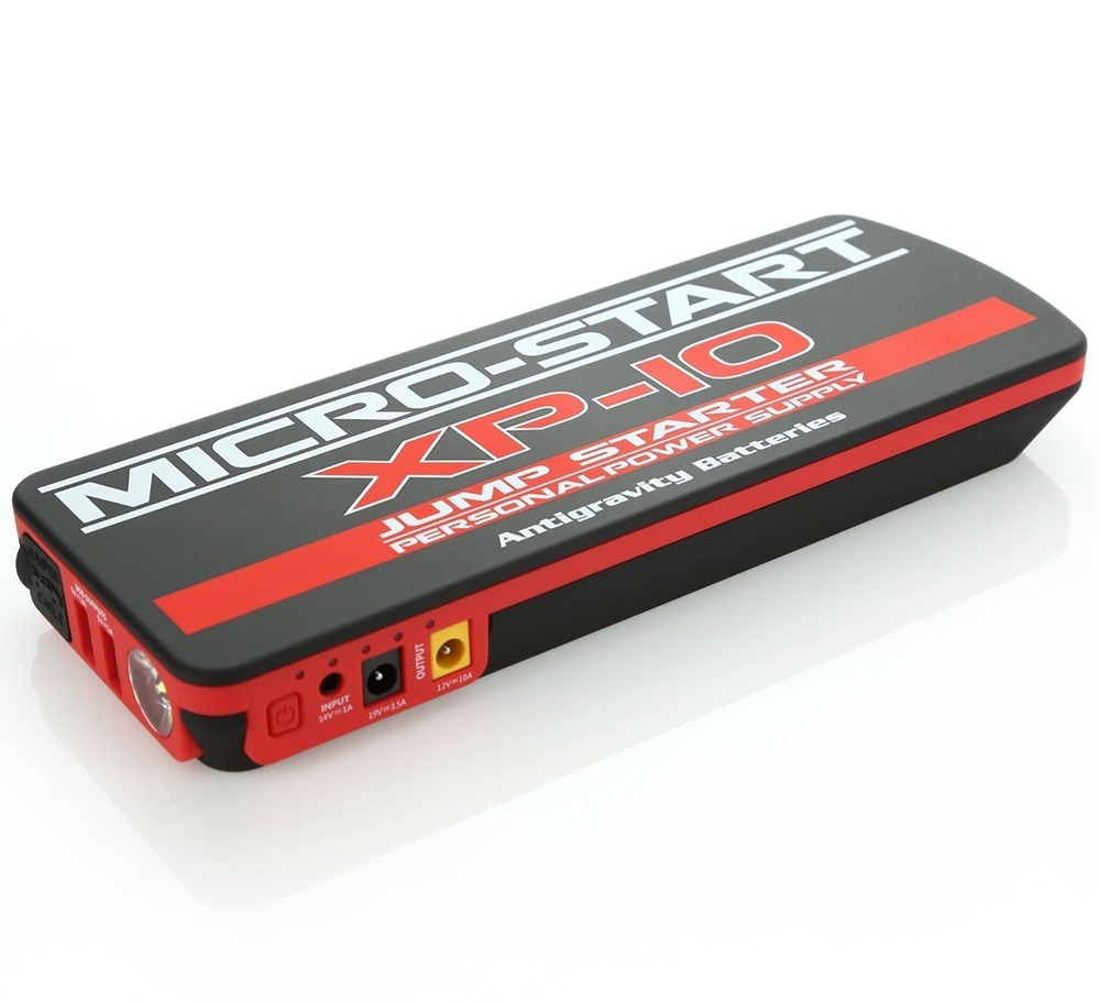 AG-XP-10 Multi-Function Jump Starter for Motorcycle
