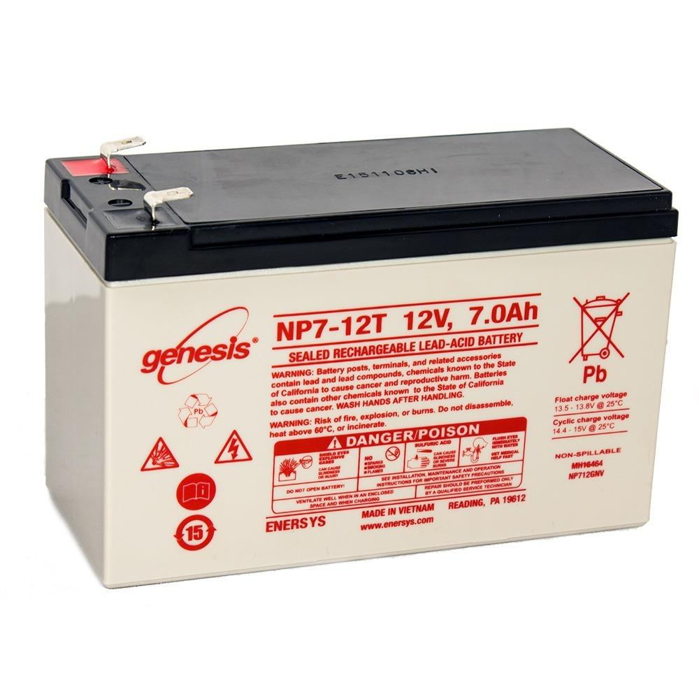 Enersys 12v 7ah f2 mighty mule gto pro sw2002xl garage for 12v garage door remote